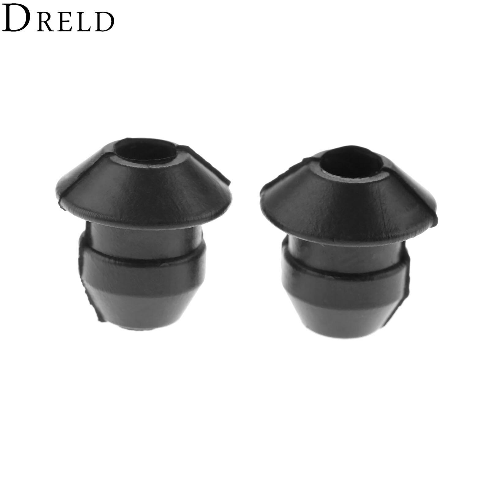 DRELD 2Pcs Fuel Line Tank Grommet For Stihl Trimmer FS80 FS85 FS88 KM85 HS80 HS85 FC75 FS76 FS74 SR320 OEM # 0000 989 0516