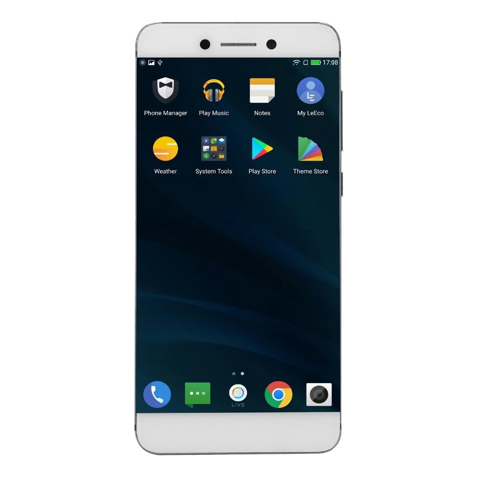 """Image 5 - Оригинал, Letv LeEco Оперативная память 6 ГБ Встроенная память 128 Гб X950 Dolby Atmos FDD 4G сотовый телефон 5,5 """"дюймов Snapdragon821 двойная камера PK X650 Max2 модель-in Мобильные телефоны from Мобильные телефоны и телекоммуникации"""