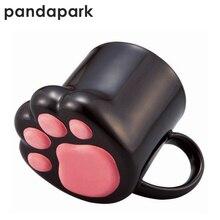 Cute Creative Cat Paws Ceramic Personality Mug Milk Cup Office Coffee Tumbler Breakfast Mugs