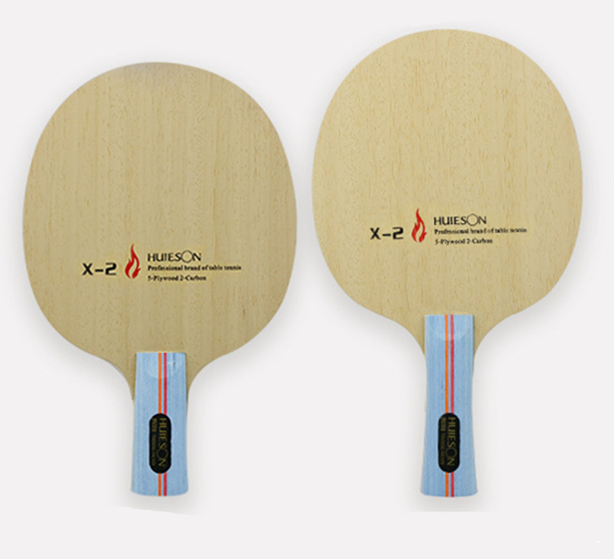 7 Ply Hybrid Carbon Table Tennis Racket Blade With Big Central Ayous Wood For Fast Attack Loopkilling Training Ping Pong Blade