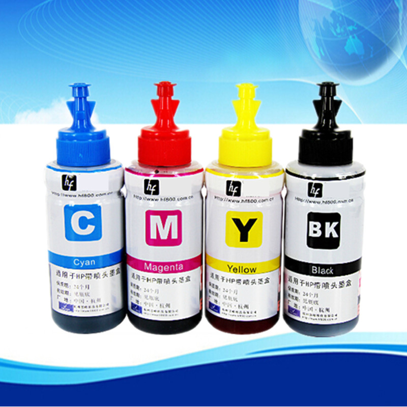 US $15 59 20% OFF|Free shipping T6641 T6642 T6643 T6644 CISS refill ink dye  ink kit For Epson L1300 L210 L220 L300 L310 L355 L365 L455 L550 L565-in