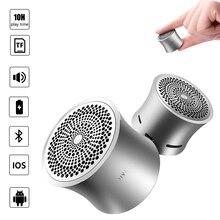 Бас музыкальный динамик bluetooth водонепроницаемый портативный открытый мини беспроводной громкий динамик Поддержка TF карты для xiaomi Iphone samsung