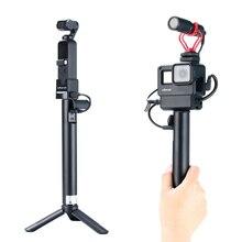 Ulanzi BG 1/BG 2 Powerbank poignée dextension poignée de poche pour DJI Osmo poche GoPro Hero Osmo Action téléphones intelligents