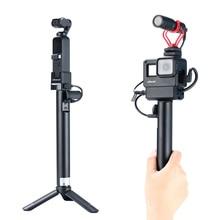 Ulanzi empuñadura de mano para teléfonos inteligentes, Powerbank BG 1/BG 2, para DJI Osmo Pocket GoPro Hero Osmo Action