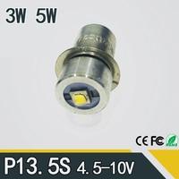 P13 5S 5W 3w Flashlight Bulb Emergency Light Bulbs 3v Dc4 10v 6 24v Led Bulb