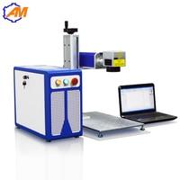 China famous color mopa fiber marking/10w 20w 30w 50w laser marking machine/fiber laser