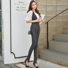 Dabuwawa v neck jumpsuit long pants
