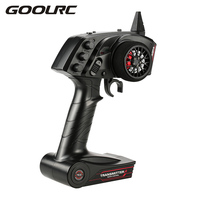 GoolRC TG3 2 4GHz 3CH Digital Radio Remote Control Transmitter With Receiver For RC Car Boat