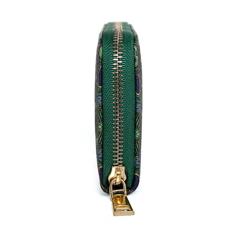 carteira 2017 zipper longo bolsa Tipo de Estampa : dos Desenhos Animados