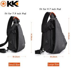 Image 4 - Brand Fashion Messenger Bags Leisure Zomer Sport Korte Trip Schouder Crossbody Tassen Voor Vrouwen Waterdichte Borst Sling Bag