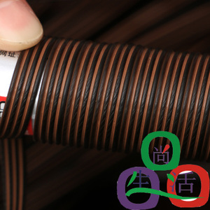 Image 4 - 500 g flat synthetic rattan weaving material plastic rattan for knit and repair chair table synthetic rattan tavolo rattan