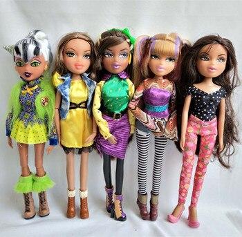แฟชั่น Action Figure Bratz Bratzillaz ตุ๊กตาหลาย Choice Best ของขวัญเด็ก 1PC