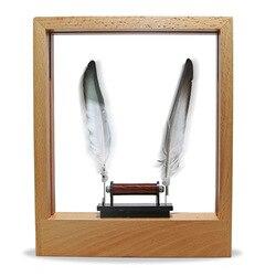 Lekki obiekt w zwolnionym tempie ramki LED Optical Illusion rzeźby spowalnia czas działania ramka na zdjęcia ramka do dekoracji domu