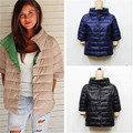2016 autumn and winter clothing seven new lady down jacket coat sleeve girl warm family mother wife snow cotton coat