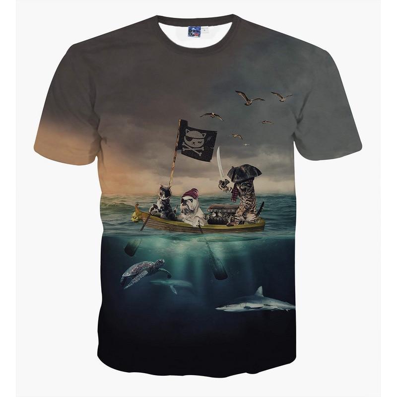 Funny t shirt dog shirt pirate t shirt skeleton shirts for Women s fishing t shirts