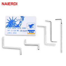 Hardware Wrench Lock-Extractor Hand-Tool Locksmith-Tools-Supplies NAIERDI Furniture Removal-Hooks