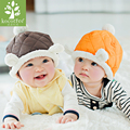 2017 New Arrival Real Winter Hat South Korea Kk Tree Baby Hat Autumn 6-12 Months And Winter 1 Year Old -2 Warm Cover Head Cap