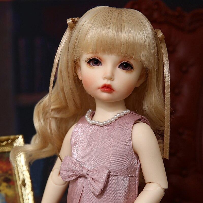 Bjd bonecas iplehouse elin bid ip 1/6 moda de alta qualidade menina brinquedos presentes natal