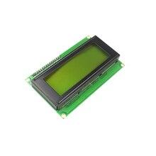 ЖК-дисплей модуль Дисплей Мониторы ЖК-дисплей 2004 2004 20*4 20×4 5 В характер зеленый Подсветка Экран и IIC I2C для Arduino DIY Kit