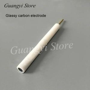 Image 2 - Glassy Carbon Electrode Glassy Carbon Working Electrode 2/3/4/5mm