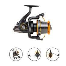FDDL Left/Proper Deal with LJ3000 LJ4000 LJ5000 LJ6000 LJ7000 LJ8000 LJ9000 13BB 5.2:1 Gear Ratio FUll metallic Spinning Fishing Reels