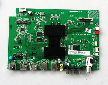 Original D55A561U Motherboard 40-RT9507-MAD4HG For Screen LVU550NDEL Speaker Accessories