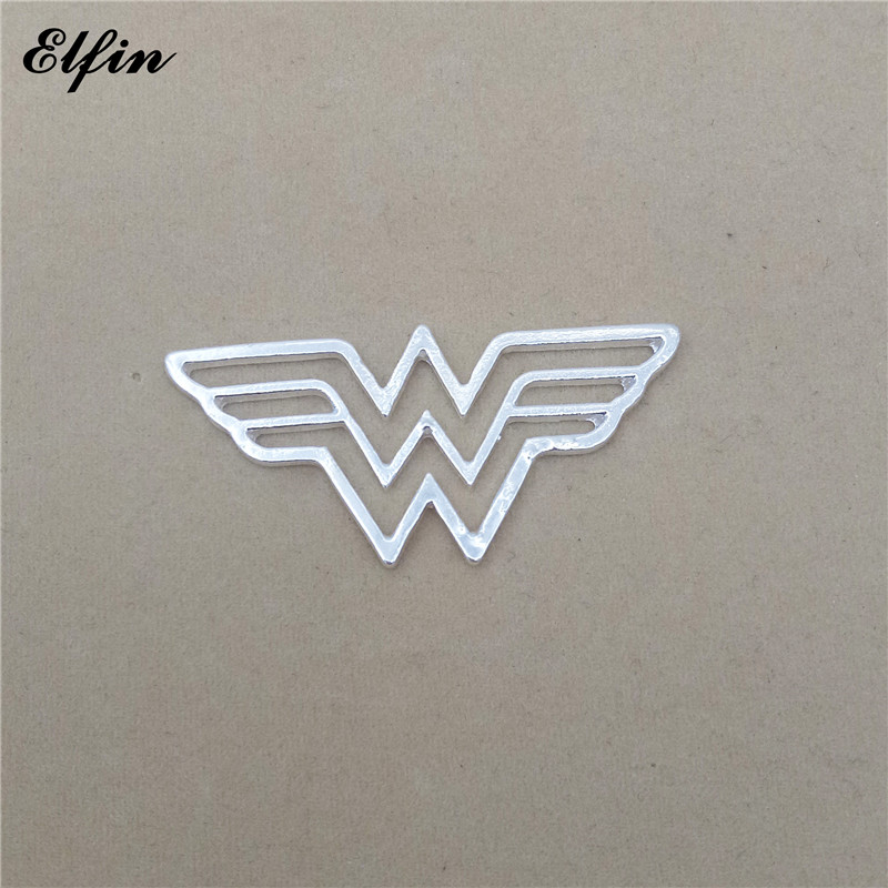 Elfin Trendy Wonder Woman Pendants Diana Prince Charm Wonder Woman Jewelry Super Hero Jewelry