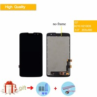 LCD Original 5.0 IPS Display For LG Q7 X210 LCD with Touch Screen X210DS X210 LCD Digitizer assembly complete Replacement Parts