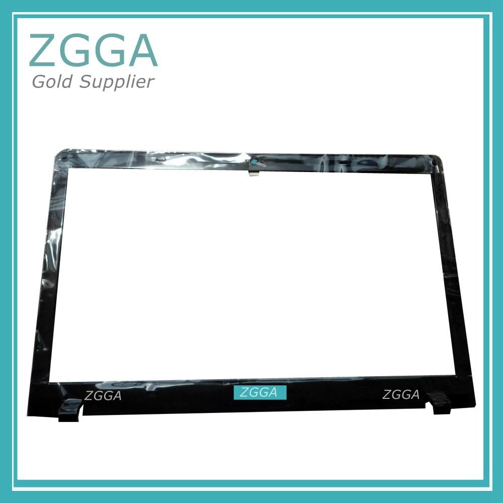 NEW LCD Front Bezel For Samsung NP270E5E NP270E5J NP270E5G 270E5U 270E5K Laptop Screen Panel Shell Digitizer Frame White Black цена