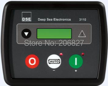 Diesel Generator original DSE3110 (MPU version) Deep sea controller gerador parts free shipping deep sea generator set controller module p5110 generator control panel replace dse5110