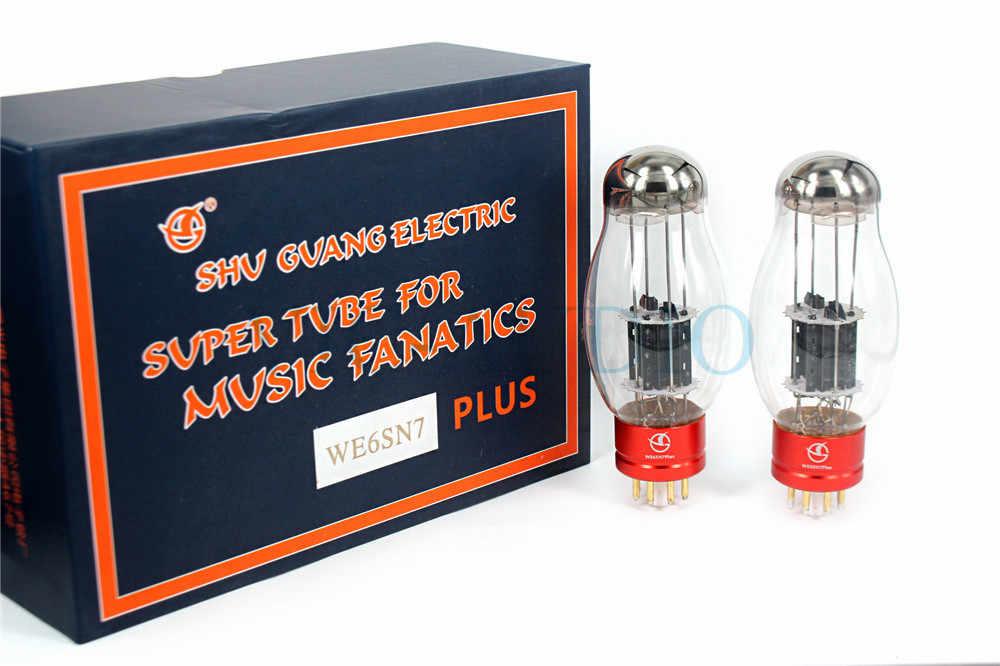 SantaFé Analog SA-5 PREAMPLIFICADOR 2-uds-Nuevo-tubo-SHUGUANG-WE6SN7-PLUS-tubo-de-vac-o-reemplazar-6SN7-6N8P-6H8C-CV181.jpg_q50