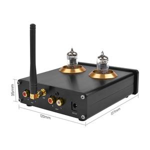Image 2 - AIYIMA Bluetooth 5.0 HiFi 6J1 Tubo A Vuoto Amplificatore Preamplificatore Stereo Preamplificatore Con Alti Bassi di Controllo Per La Casa Suono Theater