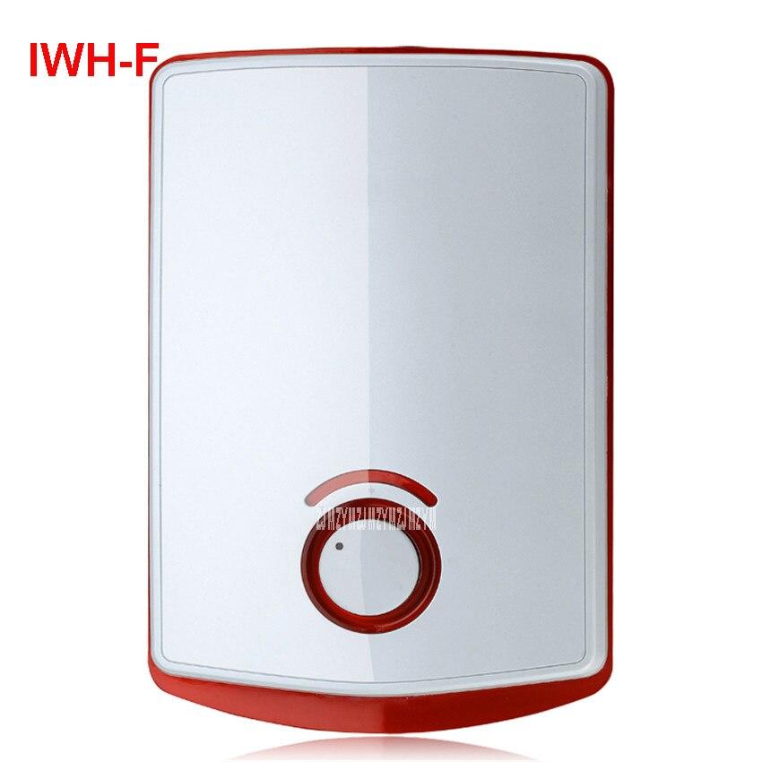 Iwh-f 220 V/50hz Sofortige Elektrische Dusche Geschwindigkeit Heiße Dusche Bad Induktion Heizung Elektrische Heizung Wasser Heizung Warm Wasser MöChten Sie Einheimische Chinesische Produkte Kaufen?