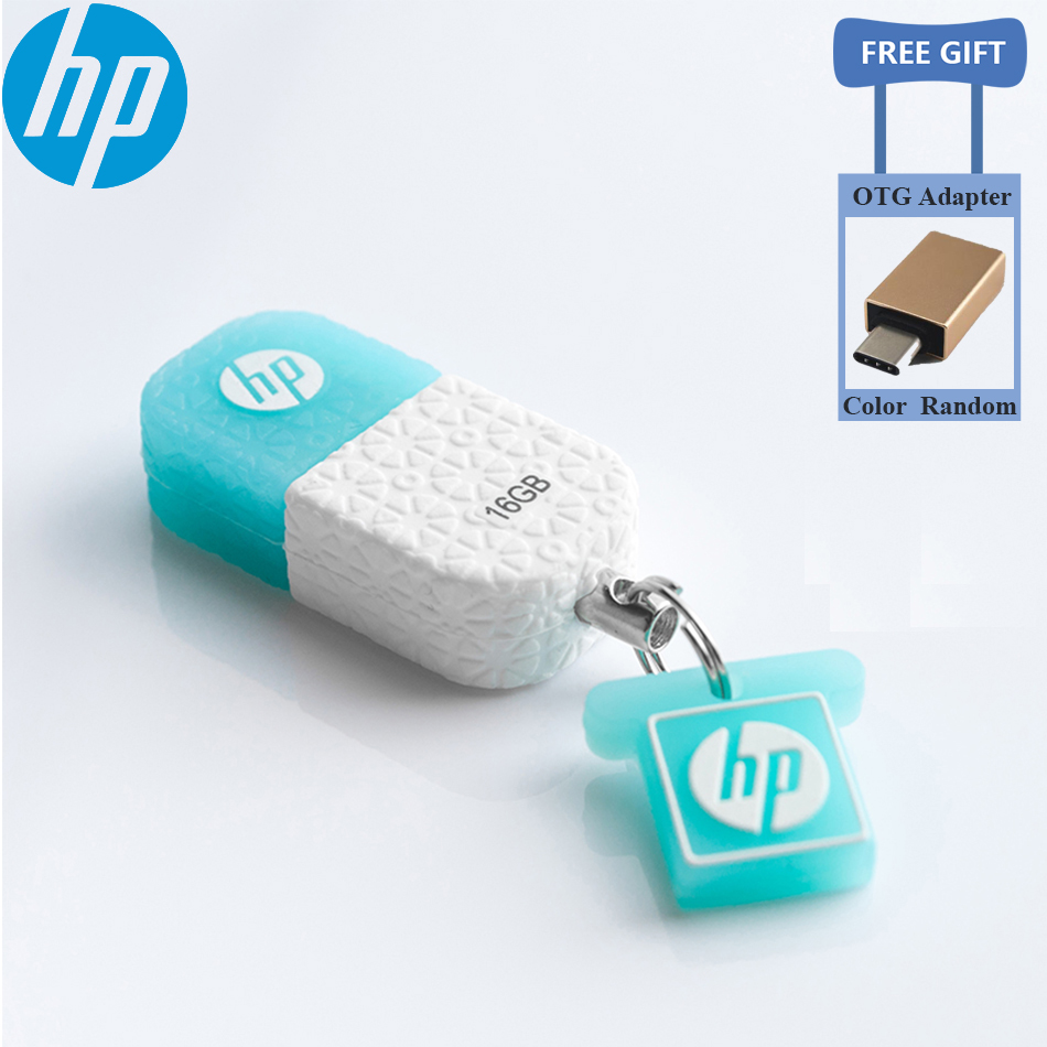 HP USB Flash Drives V175W 8 GB GB GB 64 32 16 GB Memoria usb stick USB à prova de poeira à prova d' água 2.0 cle usb flash drive Pen drive