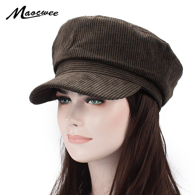 New Fashion Sailor Ship Boat Captain Women Men Summer Military Hats Caps Fashion  Style Beret Black 694742b373d