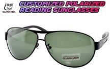 e3cafa9799 Clara vida Polarized Reading Gafas de Sol = doble puente negro III  polarizadas Gafas de sol oversized vintage + 1 1.5 2 2.5 a .