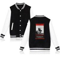BTS Kpop Fashion Print Hoodies Women BTS Hoodie Korea Autumn Winter Baseball Sweatshirts Men Cotton Streetwear