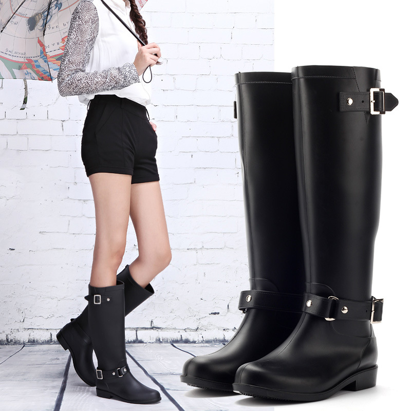 Popular Ladies Rubber Boots-Buy Cheap Ladies Rubber Boots lots ...