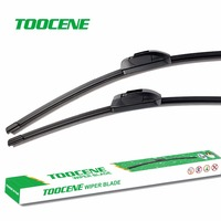Toocene Wiper Blades For Lada Niva 2123 4X4 From 2002 Onwards 14 14 Fit Standard J