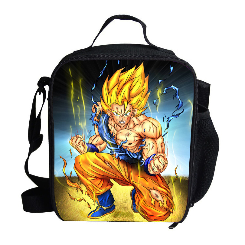 Detail Feedback Questions about 2015 Cute Cartoon Bag Dragon Ball Lunch Bag  For Kids Wukong Super Saiyan Cooler Lunch Bag For Food Children Bags School  For ... 725035419ca81