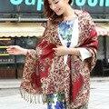 2016 новый женщины шарфы новый стиль шарф этническая шаль дамы длинные шеи шарф femme палантин платки палантин femme