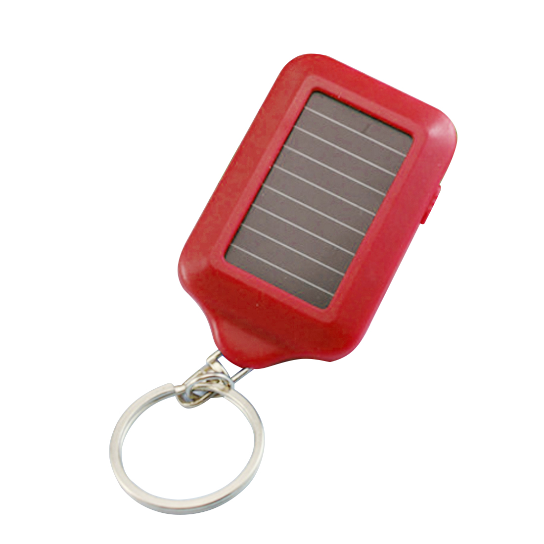 Hot Sell Multi Tool Solar Energy Light 3 LED Electric Torch With Keychain Mini LED Lantern Lighting Outdoor Tools