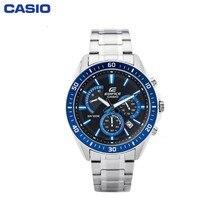 Наручные часы Casio EFR-552D-1A2 мужские с кварцевым хронографом на браслете
