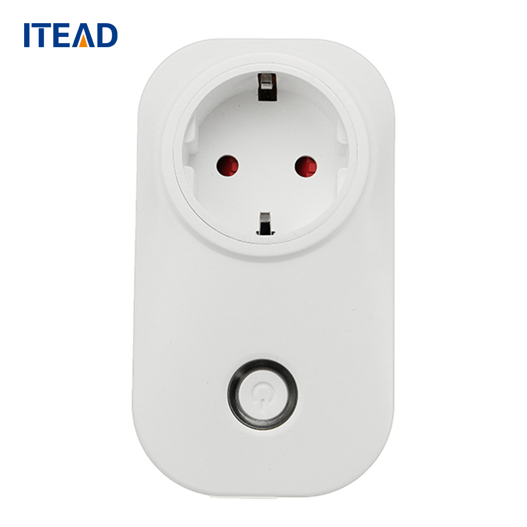 ITEAD Sonoff S20 Phone Wifi Wireless Remote Control Smart Home Power Socket EU/US/UK For Sonoff