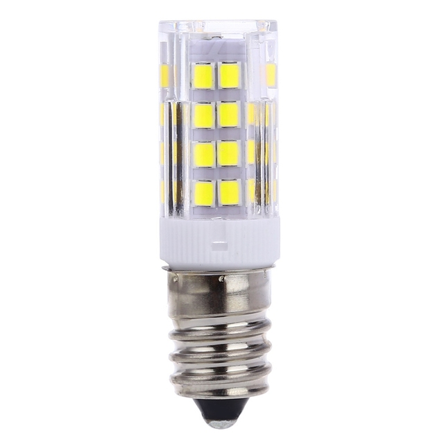 Ceramic E14 Led Bulb For Microwave Oven Liance 40w Halogen Equivalent Daylight White 6000k Pack Of 6 Lamp