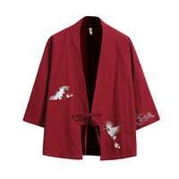 Maschio Camicia Del Progettista Dell'annata di abbigliamento Tradizionale cinese per il Cinese Vestiti di Linguetta del vestito Top della Molla Degli Uomini di Seta Del Ricamo Giacca Coa
