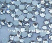 Precio de fábrica, venta al por mayor SS20, rhinestones la parte posterior plana, 1440 unids/lote, piedra de cristal de alta calidad