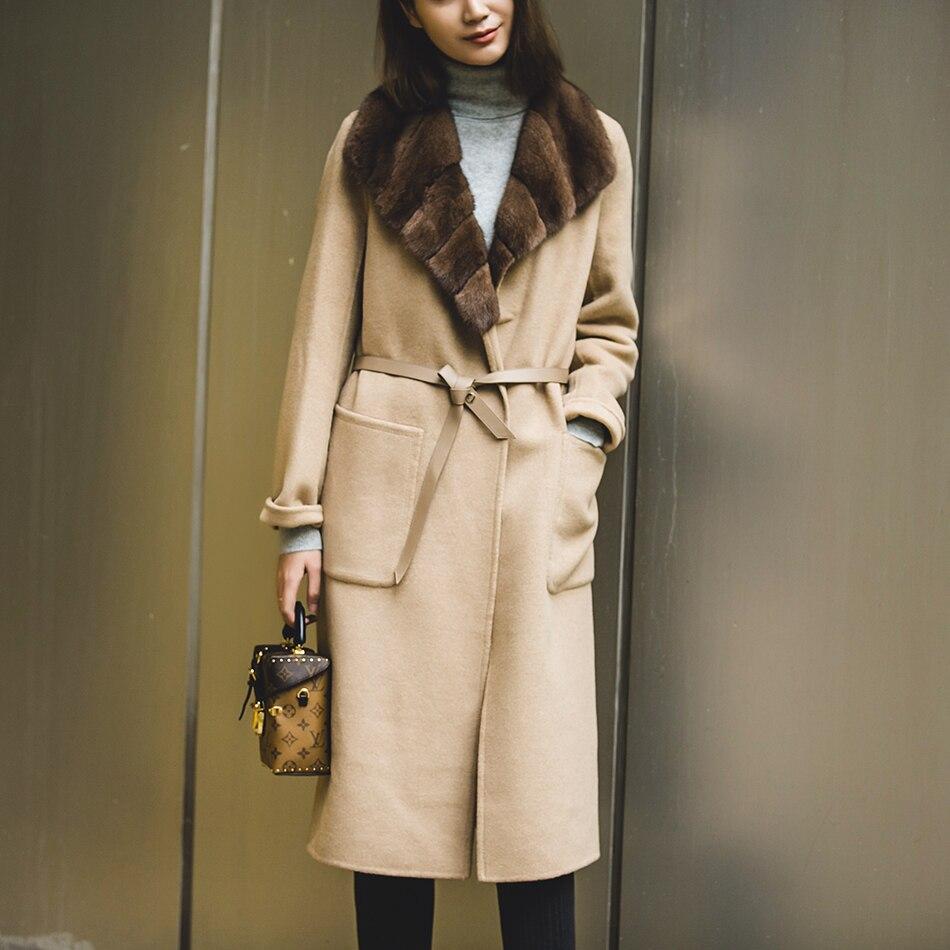 Manteau printemps double