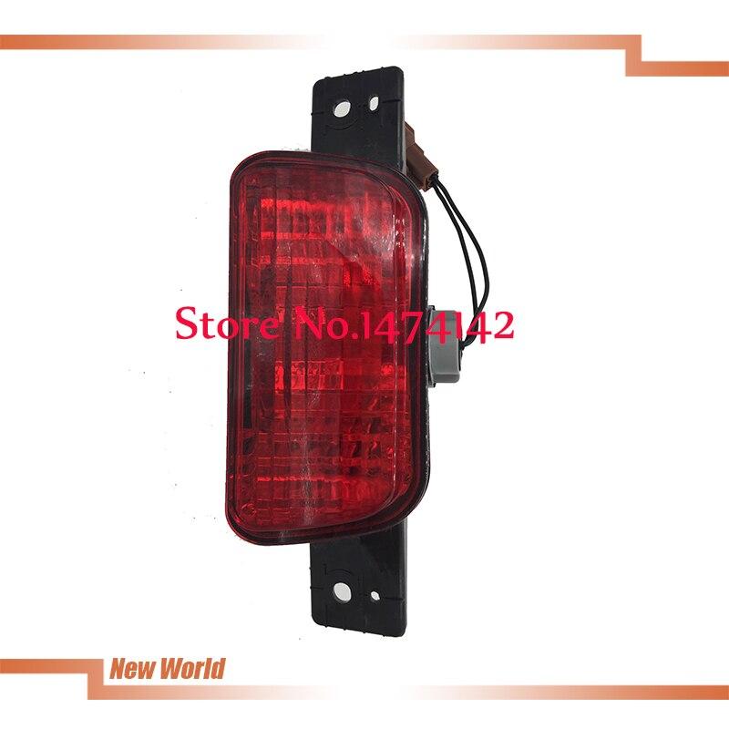Free shipping good quality Spare Tire Cover Fog Lamp For Mitsubishi Pajero Montero Shogun 4 IV