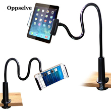Universal Stents Flexible Holder Lazy Mobile Phone Stand Long Arm Bed Desktop Clip Bracket For iPhone XS X XR 8 7 Xiaomi Samsung цена